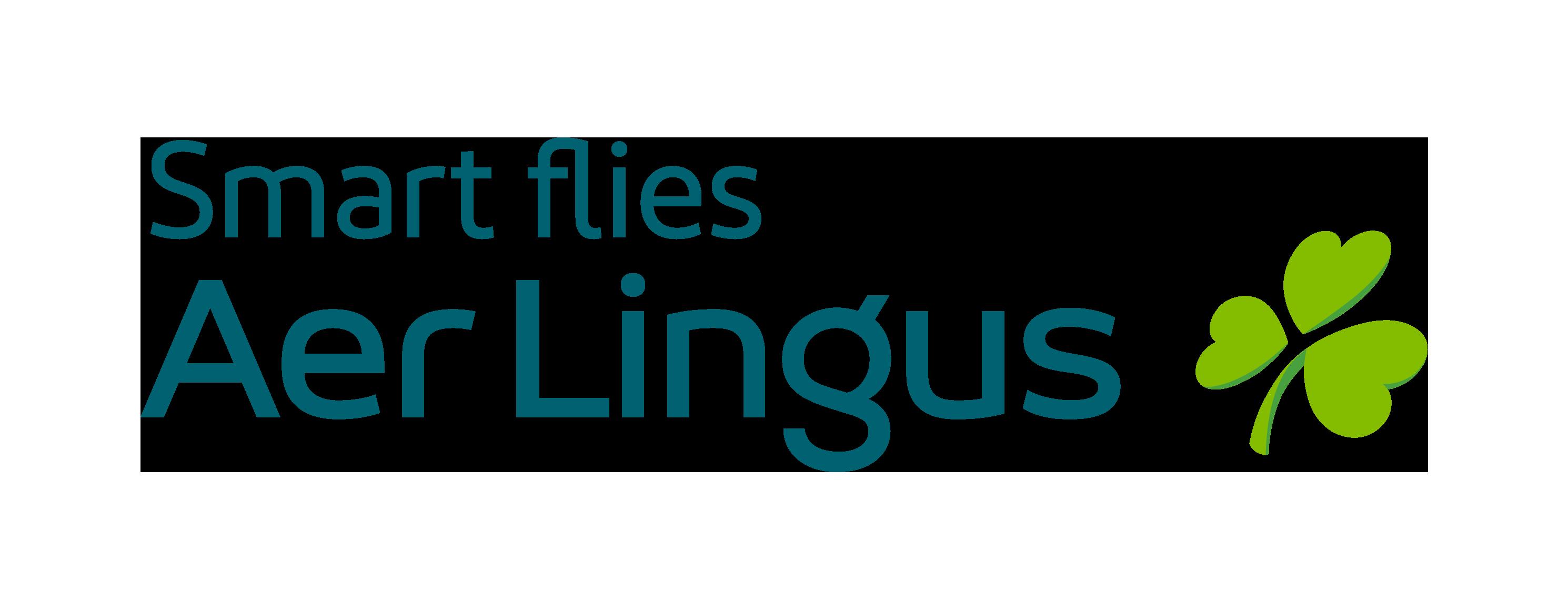 Smart flies Aer Lingus